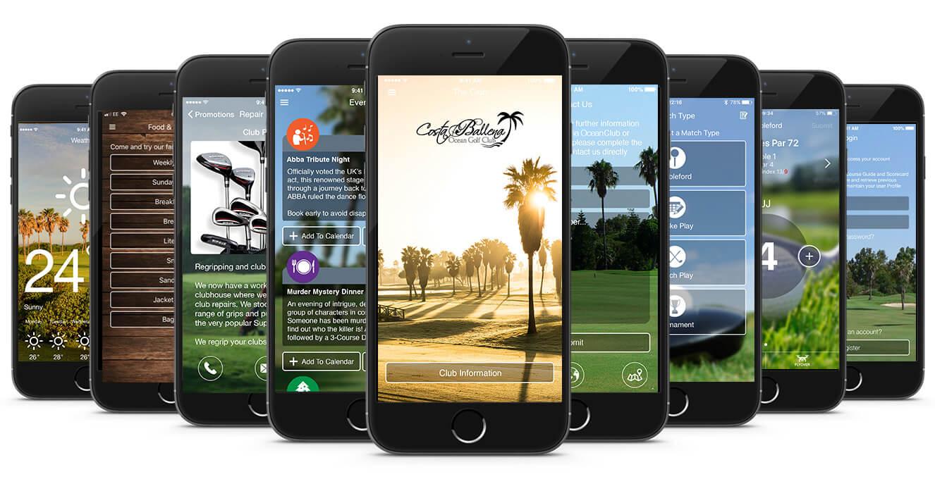 Costa Ballena 9-Phones