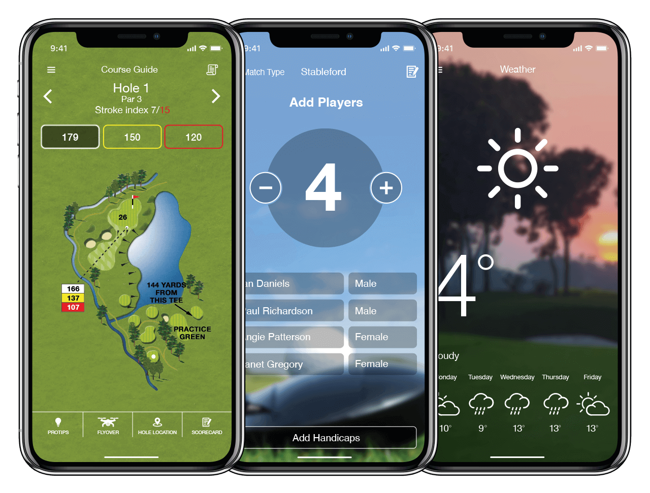 coursemate_golf_club_app_for_the_golfer